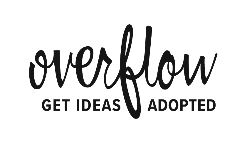 Get Ideas Adopted